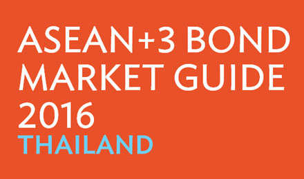 Thailand Bond Market Guide 2016